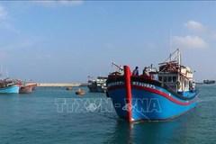Shelter areas in Truong Sa archipelago - Common homes for Vietnamese fishermen