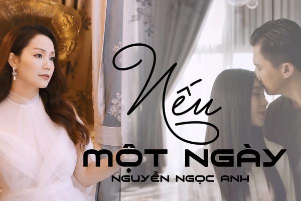 Nguyễn Ngọc Anh tung MV nhạc phim 'Hãy nói lời yêu'
