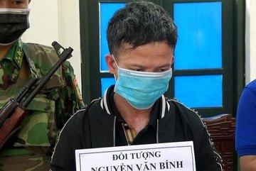 Bắt  kẻ chở thuê 11kg ma tuý từ Hà Tĩnh ra Hà Nội