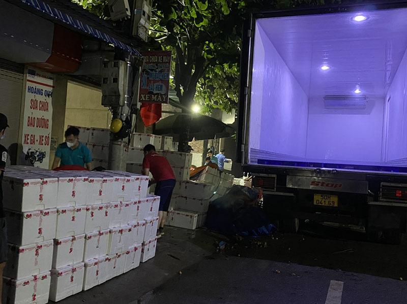 Hành trình 'chuyển quân', thần tốc cùng điểm nóng Bắc Giang