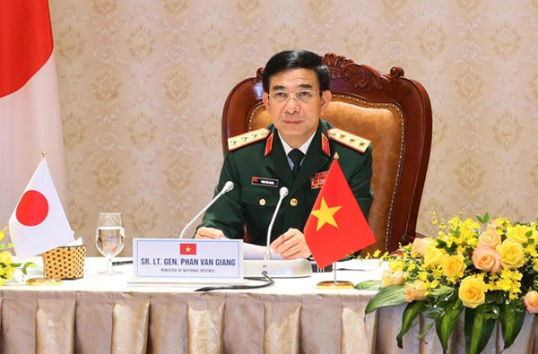 COVID-19 combat,Vietnam,Japan,military medicine cooperation