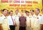 Lễ công bố quyết định của Bộ Chính trị chỉ định Đảng ủy Công an Trung ương
