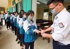 Thí sinh thi lớp 10 ở Hà Nội phải khai báo y tế trước 17h ngày 11/6