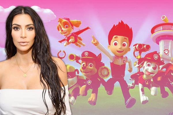 Kim Kardashian lồng tiếng phim hoạt hình được Thủ tướng Canada yêu thích