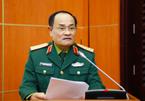 Thượng tướng Nguyễn Phương Nam thôi làm Phó Tổng Tham mưu trưởng QĐND Việt Nam