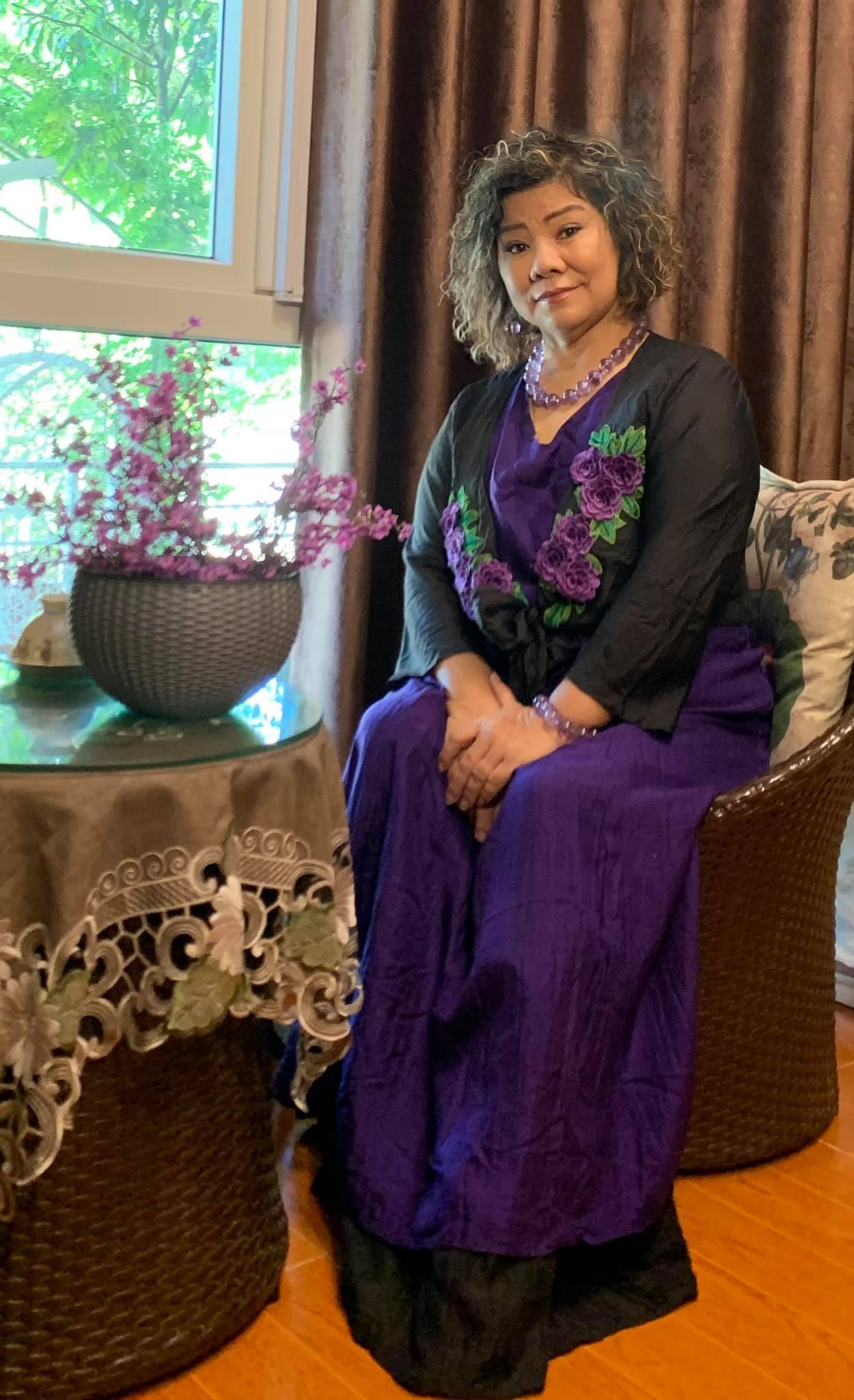 NSND Thanh Hoa sống an yên bên chồng kém 6 tuổi