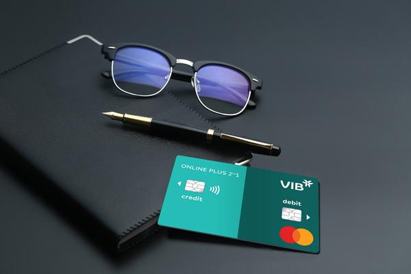 Nỗ lực sáng tạo không ngừng nghỉ, VIB dẫn đầu xu thế thẻ