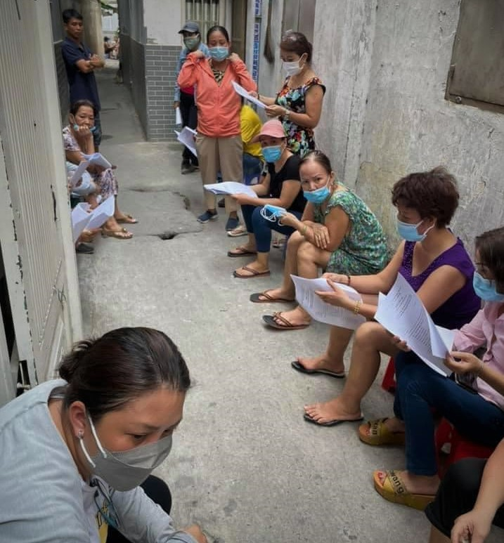 Vỡ hụi Sài Gòn, mẹ già 82 tuổi cùng các con mất sạch 4 tỷ đồng