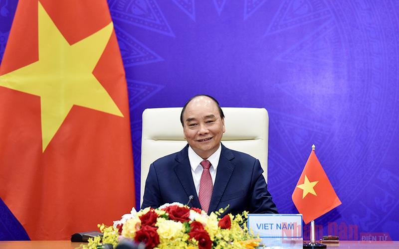 Tổng thống Hoa Kỳ gửi thư cảm ơn Chủ tịch nước Nguyễn Xuân Phúc đã dự Hội nghị thượng đỉnh về khí hậu