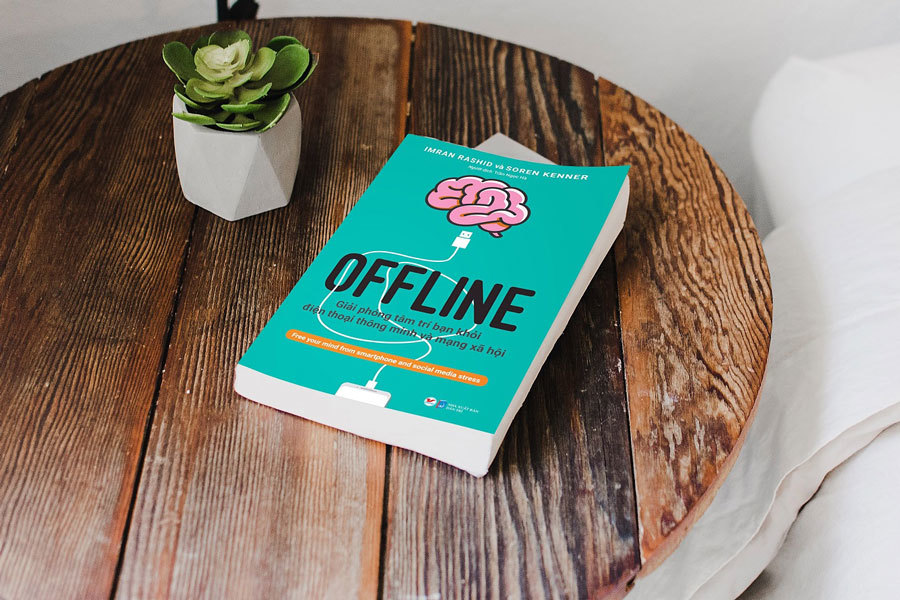 Cuốn sách giúp bạn thoát khỏi mạng xã hội và điện thoại thông minh