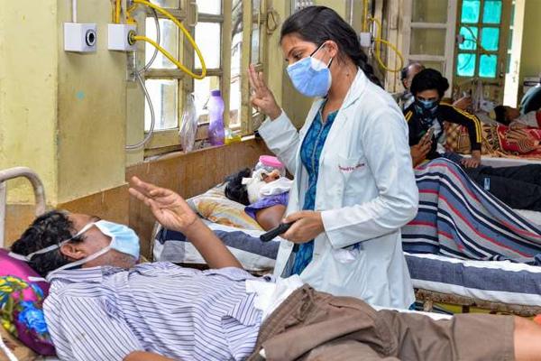 Biến chứng nấm đen khiến 300 ca Covid-19 tử vong ở Ấn Độ
