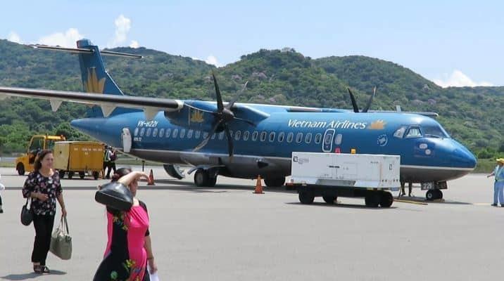 Bộ GTVT tạm dừng chuyến bay chở khách đến Côn Đảo