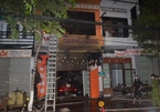Cháy cửa hàng bán đồ điện ở Quảng Ngãi, 4 người trong gia đình tử vong
