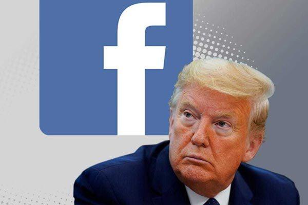 Ông Trump dọa trả đũa Facebook khi trở lại Nhà Trắng