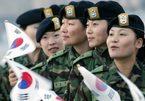 Lí do Hàn Quốc muốn bắt buộc nữ giới nhập ngũ