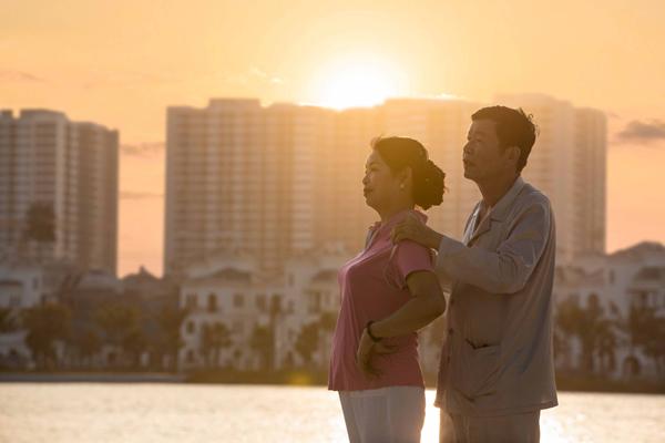 Vinhomes Ocean Park - an hưởng tuổi già giữa lòng Thủ đô