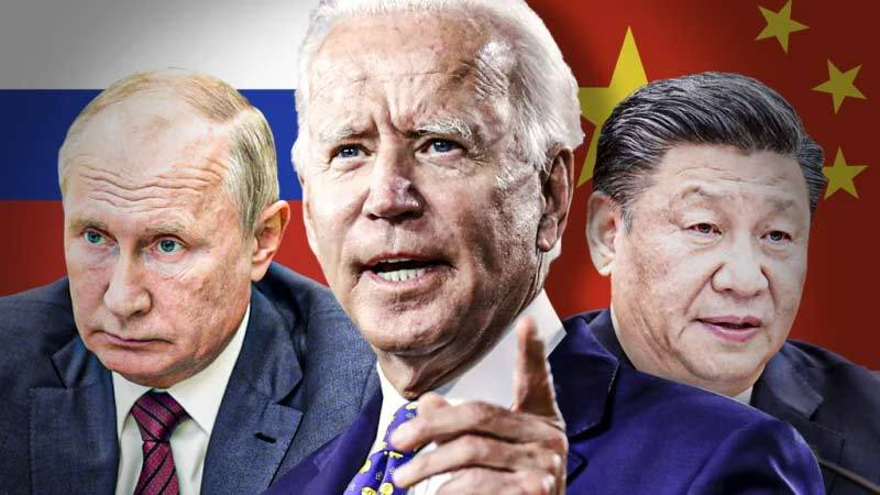 Joe Biden cứng rắn, Putin lập tức đáp trả mạnh tay
