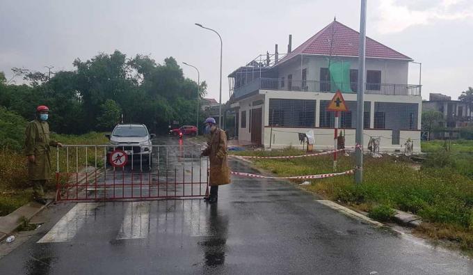 Phong tỏa 500 hộ dân, khu vực có cặp vợ chồng dương tính nCoV