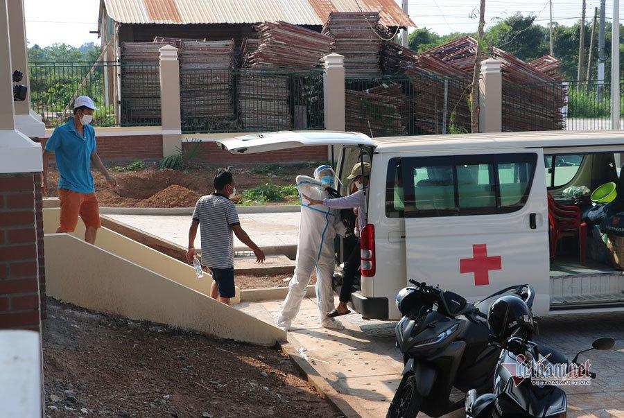 12 người trốn cách ly tập trung tại Bà Rịa - Vũng Tàu đang ở quận Gò Vấp