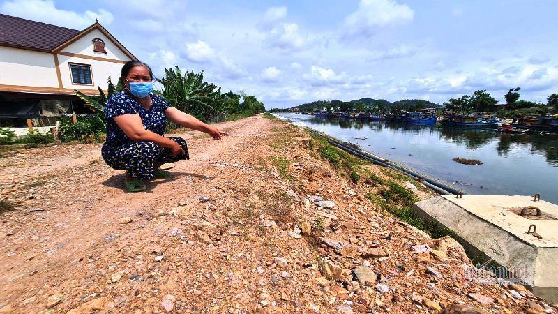 Dân mòn mỏi chờ đường của dự án 120 tỷ ở Thanh Hóa