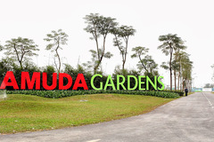 Buộc tháo dỡ thang máy khủng 'mọc' thêm ở biệt thự triệu đô khu Gamuda Gardens