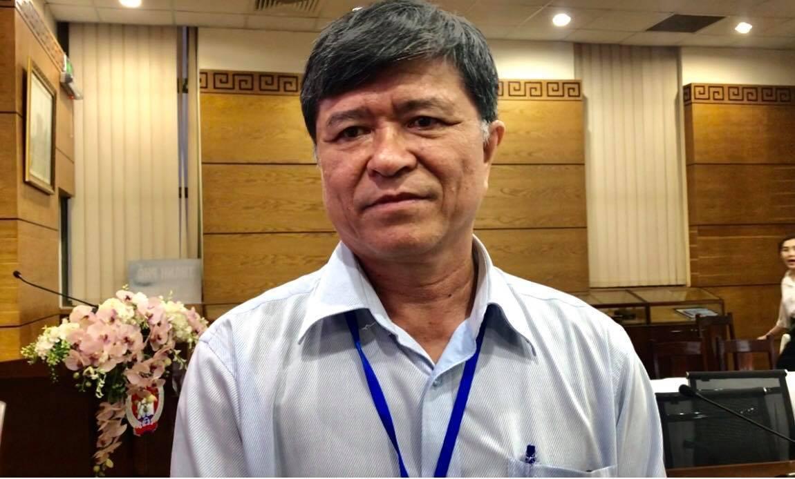 Ông Nguyễn Văn Hiếu phụ trách Sở GD-ĐT TP.HCM