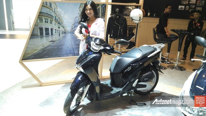 Honda SH 150i bị ngừng bán tại Indonesia vì ế ẩm