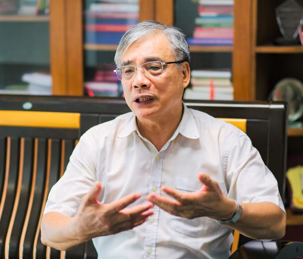 PGS.TS Trần Đình Thiên: Thanh Hoá sẽ 'cất cánh' trong thập niên tới