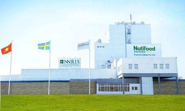 Nutifood Sweden ra mắt loạt sản phẩm dinh dưỡng chuẩn Thuỵ Điển