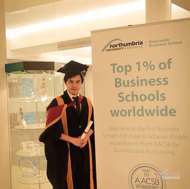TS Kinh tế dạy ở Anh: Làm việc ở nước ngoài cũng là đóng góp cho đất nước
