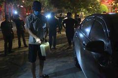 Khởi tố người đốt 2 ô tô trả thù lực lượng chống dịch Covid-19 ở Bắc Ninh