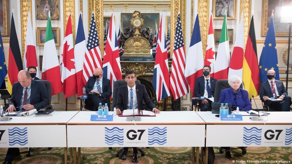 Khối G7 đạt thỏa thuận lịch sử về thuế doanh nghiệp đa quốc gia