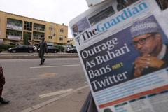 Nigeria cấm cửa Twitter, truy tố bất kỳ ai tìm cách lách luật