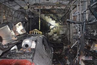 Chủ tịch Quảng Ngãi yêu cầu công an làm rõ việc cứu hỏa trong vụ cháy 4 người chết