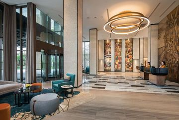 A serviced residence in Hanoi won International Property Awards 2021