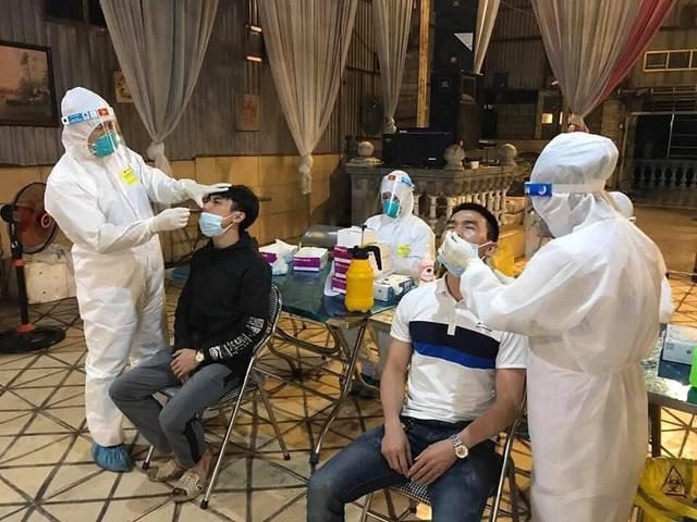 Thần tốc xét nghiệm truy vết, Bắc Ninh phát hiện F0 ngoài cộng đồng
