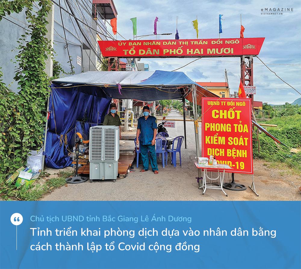 COVID-19,Bắc Giang,Virus Corona,Chủ tịch Bắc Giang,Lê Ánh Dương