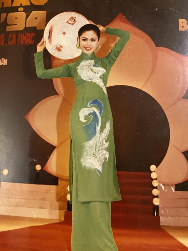 Những dòng chữ viết tay cuối cùng của Hoa hậu Thu Thủy trước khi qua đời