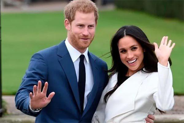 Vợ chồng Hoàng tử Harry sinh con gái thứ hai