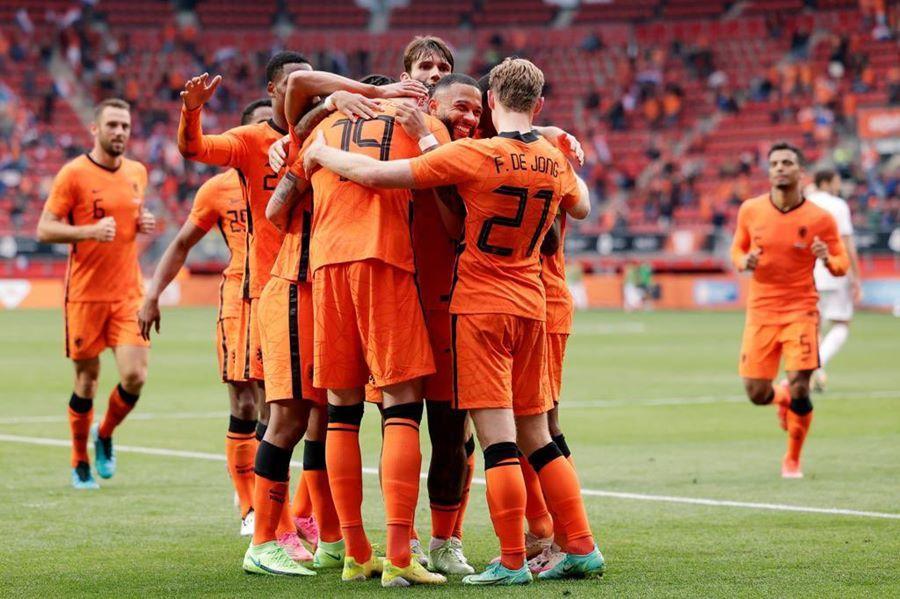 Hà Lan tổng duyệt như ý trước EURO 2020