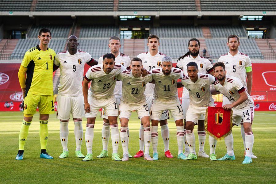 Lukaku giúp Bỉ đánh bại Croatia
