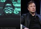 Lý do Anonymous tuyên chiến với Elon Musk