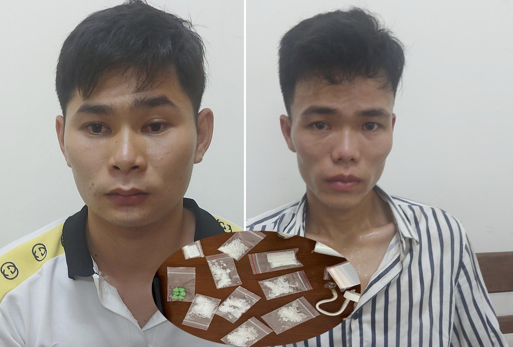 Người đẹp 9X điều hành đường dây mua bán ma túy ở Đà Nẵng