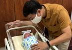 MC Lê Anh cố gắng dẫn chương trình trực tiếp khi nhận tin con trai cấp cứu