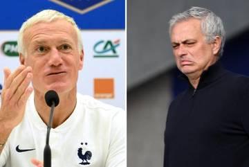 Mourinho phán Pháp vô địch EURO 2020, dính ngay 'đòn' Deschamps