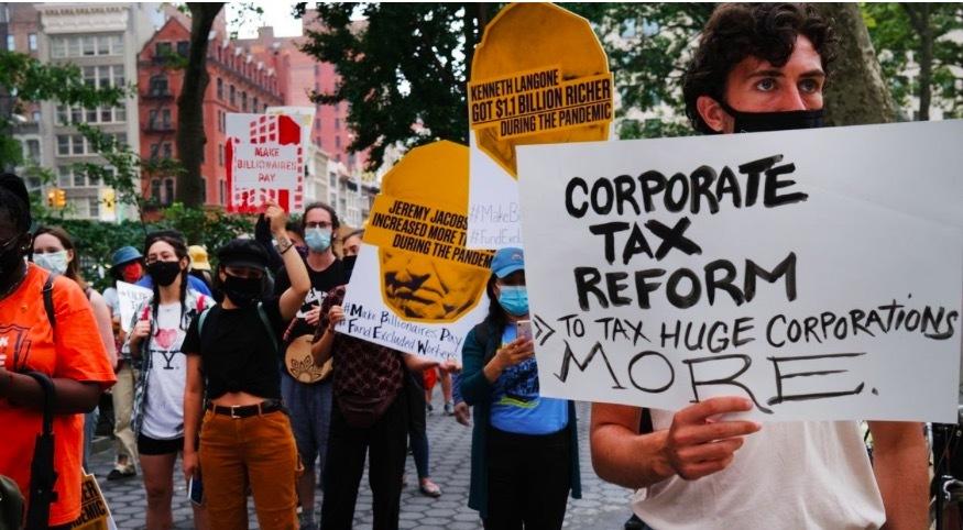 Đã tới lúc thay đổi cách đánh thuế các công ty đa quốc gia
