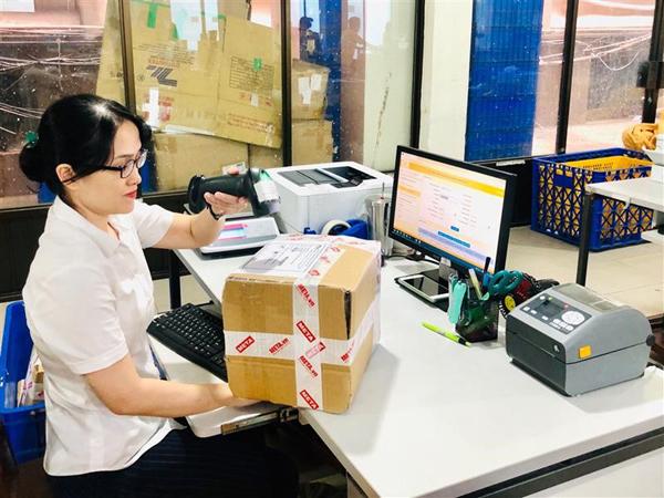 Vietnam Post ứng dụng giải pháp đặc biệt để số hóa bưu chính chuyển phát