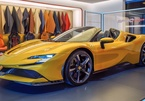 Ferrari SF90 Spider có giá khởi điểm hơn 500.000 USD tại Malaysia