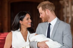Con gái của Harry-Meghan là chắt đặc biệt nhất của Nữ hoàng Anh