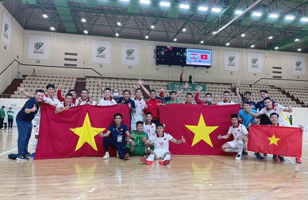 Jaké příležitosti čekají Vietnam na mistrovství světa ve futsalu 2021?